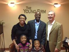 Timothy J. Young and clients